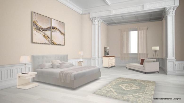 Camera da letto – Paola Ballani
